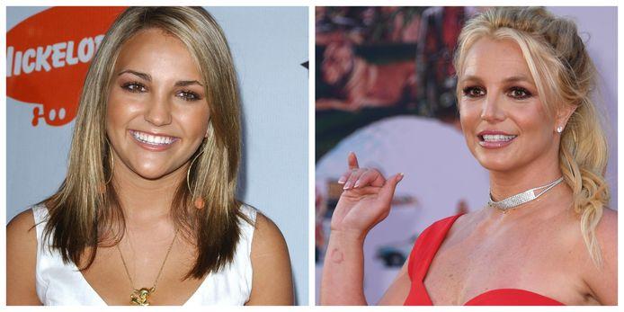Jamie Lynn Spears (enkele jaren terug) is aangeduid als trustee van het vermogen van zus Britney.