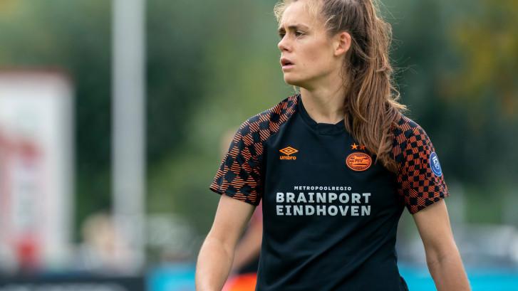 Op PSV Vrouwen staat geen maat; FC Twente in strijd om Eredivisie Cup met 5-1 verslagen