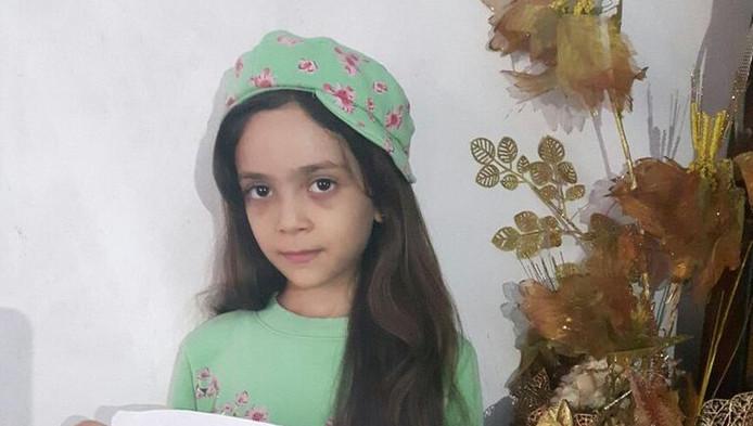 Bana uit Aleppo.