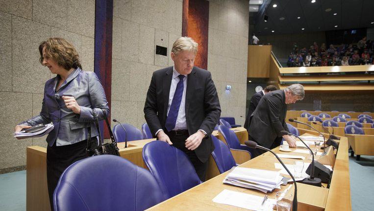 Martin van Rijn Staatssecretaris van Volksgezondheid, Welzijn en Sport Beeld ANP