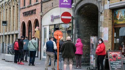 Geen grote toeloop in Ieper en Poperinge voor heropening winkels