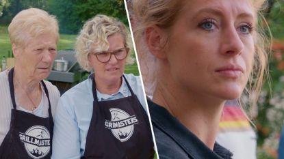 """Deelnemers 'Grillmasters' herkennen Stephanie Coorevits niet: """"Is dat Cath Luyten?"""""""