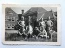 Paasweiplein Enschede - Bij verhaal Bert Hellegers. Foto Henk Terink