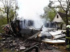 Vier gewonden bij explosie vakantiewoning