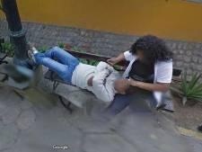 Man betrapt zijn overspelige vrouw op Google Maps