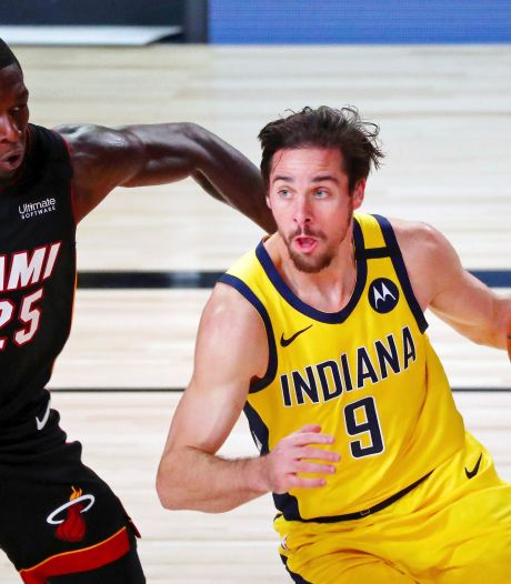 Indiana Pacers met dank aan McDermott langs Miami Heat