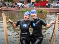 Zwemmend ALS te lijf tijdens Havenfestival in Almelo