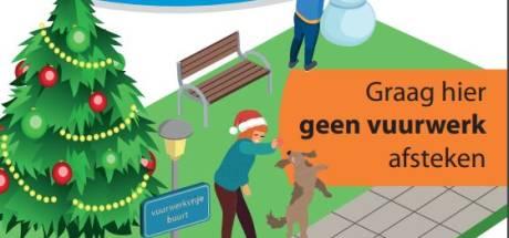 Hond uitlaten op oudjaarsavond? Geen vuurwerk aan Brembospad in Harderwijk