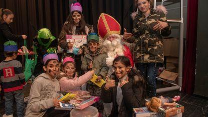 Sinterklaas brengt speelgoed mee voor iedereen