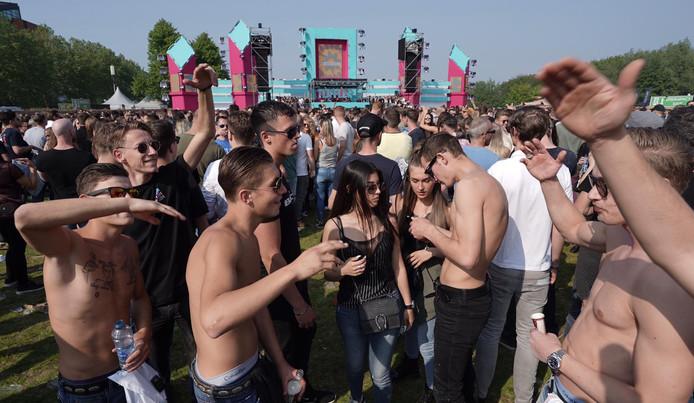 Het Toffler Festival vierde zaterdag zijn vijfde verjaardag