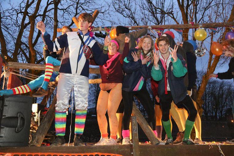 Ook dit jaar vindt in Poperinge en Ieper een 100-dagenstoet plaats.