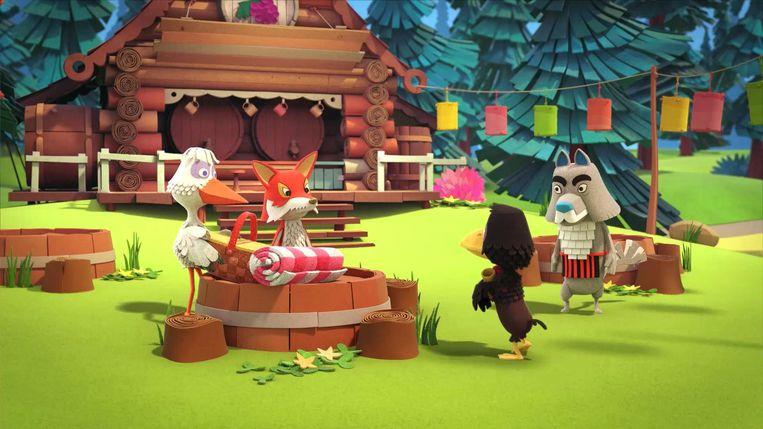 Bijna 50 jaar na de eerste aflevering krijgt de legendarische kinderreeks een 3D-update.