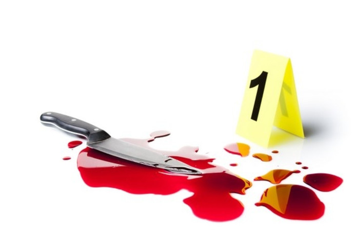 Bloederig mes