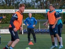 De Merino's neemt na twee jaar afscheid van trainer Jan Gaasbeek