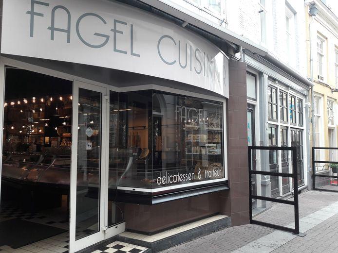 Fagel Cuisinier in de Bossche Ridderstraat.