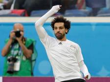 LIVE: Basisplaats Salah bij Egypte tegen Rusland