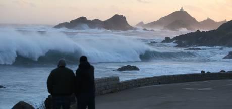 Storm en overstromingen teisteren zuiden Frankrijk