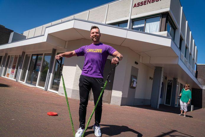Rody de Jonge gaat 24/7-fitness aanbieden in oude Rabo te Bemmel