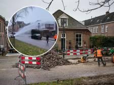 Brute waterstraal beukte zeker uur lang tegen huis van Bart en Petra in Kampen: hoe kon het zo lang duren?