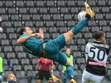 Le retourné acrobatique décisif de Zlatan