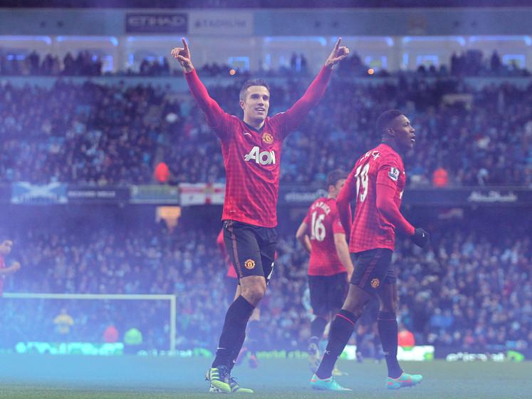 De mooiste derby's van Manchester