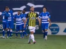 Letsch blundert met roulatiesysteem: dramatisch Vitesse onderuit bij PEC Zwolle