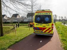 Man gewond bij werkzaamheden op Landerije in Roosendaal