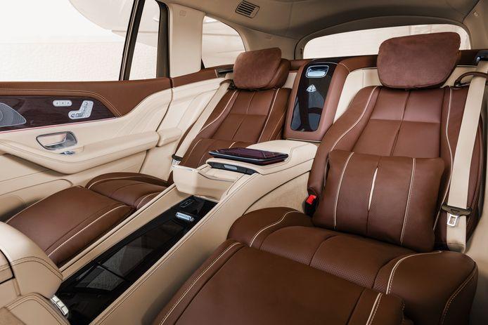 Mercedes-Maybach GLS 600 4MATIC.
