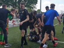 #Héscheids: Hét amateurvoetbal-moment uit de tweede seizoenshelft is 'kramp bij vieren goal'