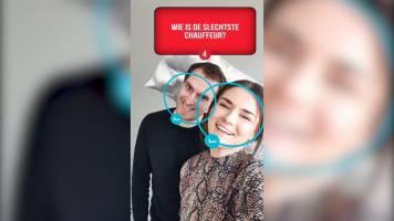Test onze Uit De Kleren filter op Instagram
