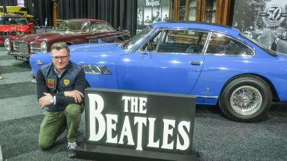 Dus zo maakten The Beatles een ritje