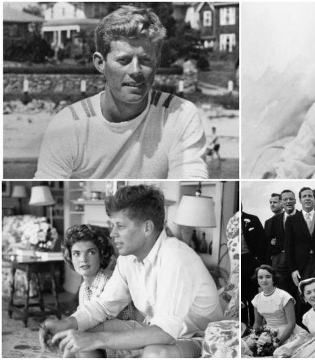 De eerste 39 levensjaren van JFK in beeld: van ziekelijke jeugd tot roerige studententijd
