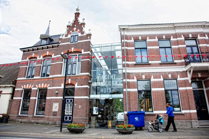 Het Van Goghhuis wordt gezien als belangrijke toeristische trekpleister van Zundert.
