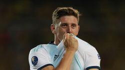 """Argentijnse voetbalbond trekt staart in: """"Gaich legt geen medische testen af bij Club"""", blauw-zwart ontkende al akkoord"""