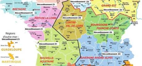 """Cyril Hanouna dévoile """"une carte du déconfinement"""" complètement fausse à l'antenne"""