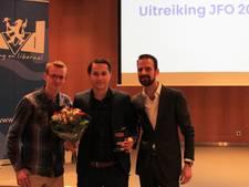 Loyd Hendriks Jonge Flevolandse Ondernemer van 2016