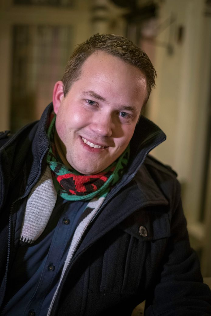 Jeroen Rengers.