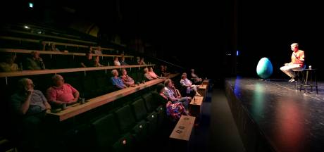 Ook in tweede helft theaterseizoen maximaal 90 mensen in zaal Speelhuis