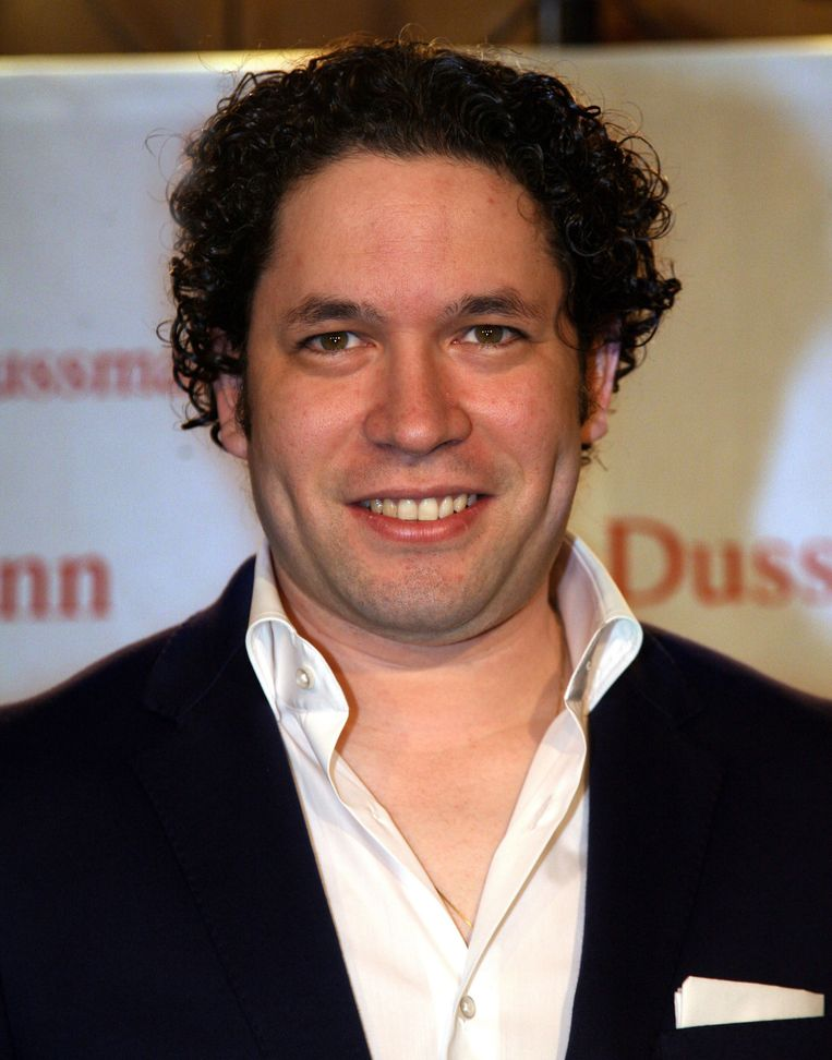 Gustavo Dudamel Beeld epa