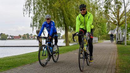 3.500 wielertoeristen present op 'Greg Van Avermaet Classic', renner zelf moet passen