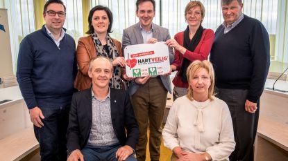 Tweede label 'Hartveilige gemeente' voor Staden