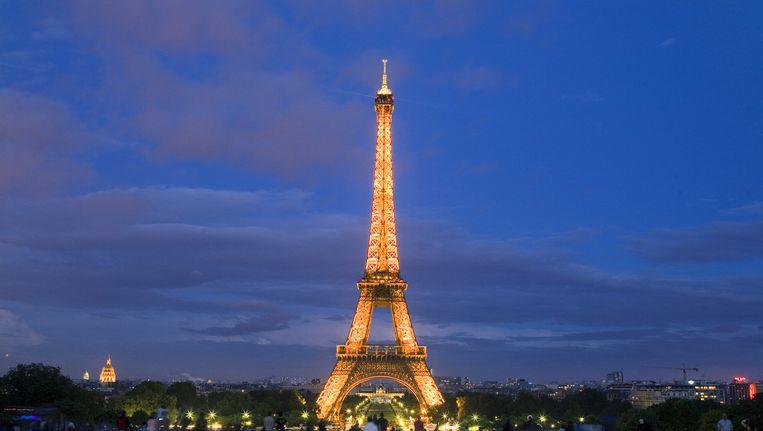 De Eiffeltoren Beeld anp