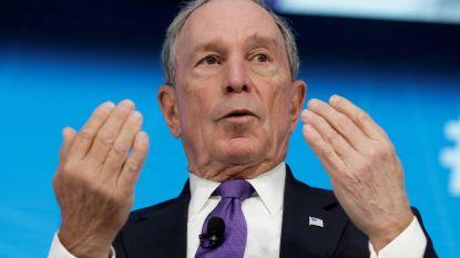 Potentiële presidentskandidaat Bloomberg schenkt recordbedrag van 1,5 miljard aan Amerikaanse topuniversiteit