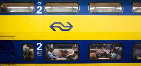 Treinverkeer tussen Nijmegen en Den Bosch ligt hele avond plat, NS zet bussen in
