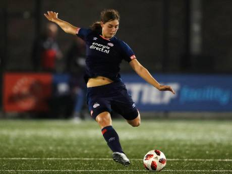 PSV Vrouwen krijgt gevoelige tik van Ajax in titelstrijd