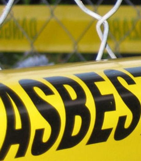 Zeventig Brabantse bedrijven werkten mogelijk met asbesthoudend straalgrit