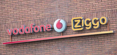 Storing Ziggo door vermoedelijke kabelbreuk bij Amsterdam