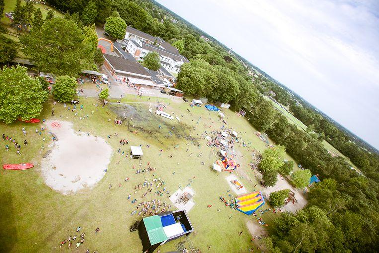 De gemeente Kalmthout krijgt het terrein van 52.000 vierkante meter nu in erfpacht.
