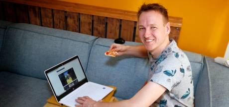 Geen Studio Sport? Utrechter Geert Jan bedacht de razendpopulaire Met het bord op schootquiz
