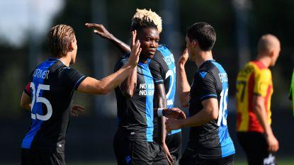 KIJK LIVE. Club Brugge neemt het in een oefenwedstrijd op tegen KV Mechelen